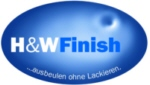 Logo H&W Finish GmbH & Co. KG